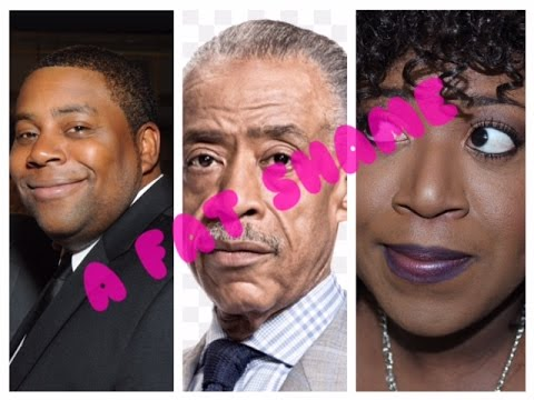 Rev. Al Sharpton Fat Shaming Kenan Thompson