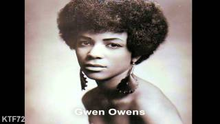Gwen Owens - Just say your wanted & Needed  ( Northern Soul )