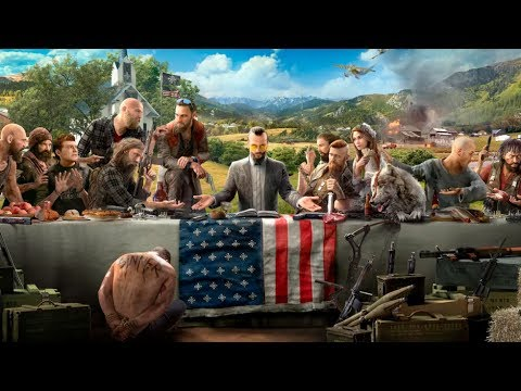 FarCry 5 Triggers Conservative Christian Snowflakes