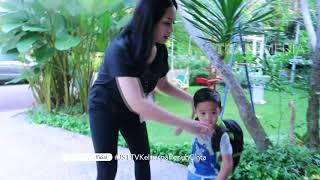 Video JANJI SUCI - Hari Pertama Rafathar Sekolah (15/7/18) Part 3 download MP3, 3GP, MP4, WEBM, AVI, FLV Juli 2018