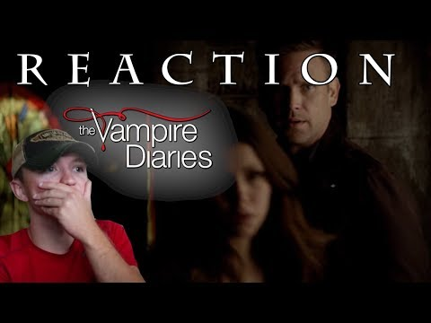 The Vampire Diaries S5E22 'Home' REACTION