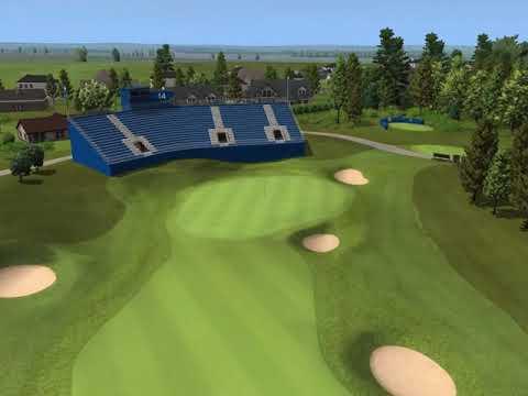 Gleneagles Ryder Cup - Hole 14