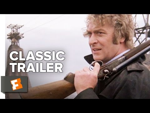 Random Movie Pick - Get Carter (1971) Official Trailer - Michael Caine, Ian Hendry Movie HD YouTube Trailer