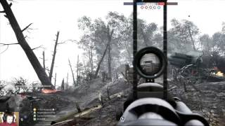 Battlefield 1: Conquest Dominance | PC Gameplay | TapFire Gaming