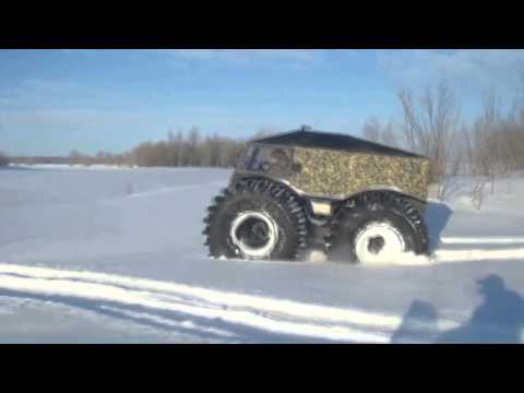 SHERP ATV THE ULTIMATE 4x4