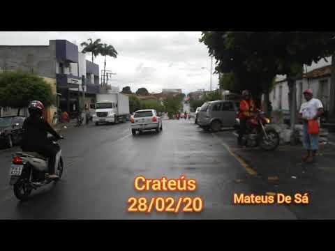 CRATEÚS CEARÁ CENTRO DA CIDADE 2020