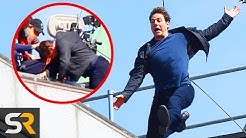 8 Crazy Mission: Impossible Stunts Tom Cruise Did Himself