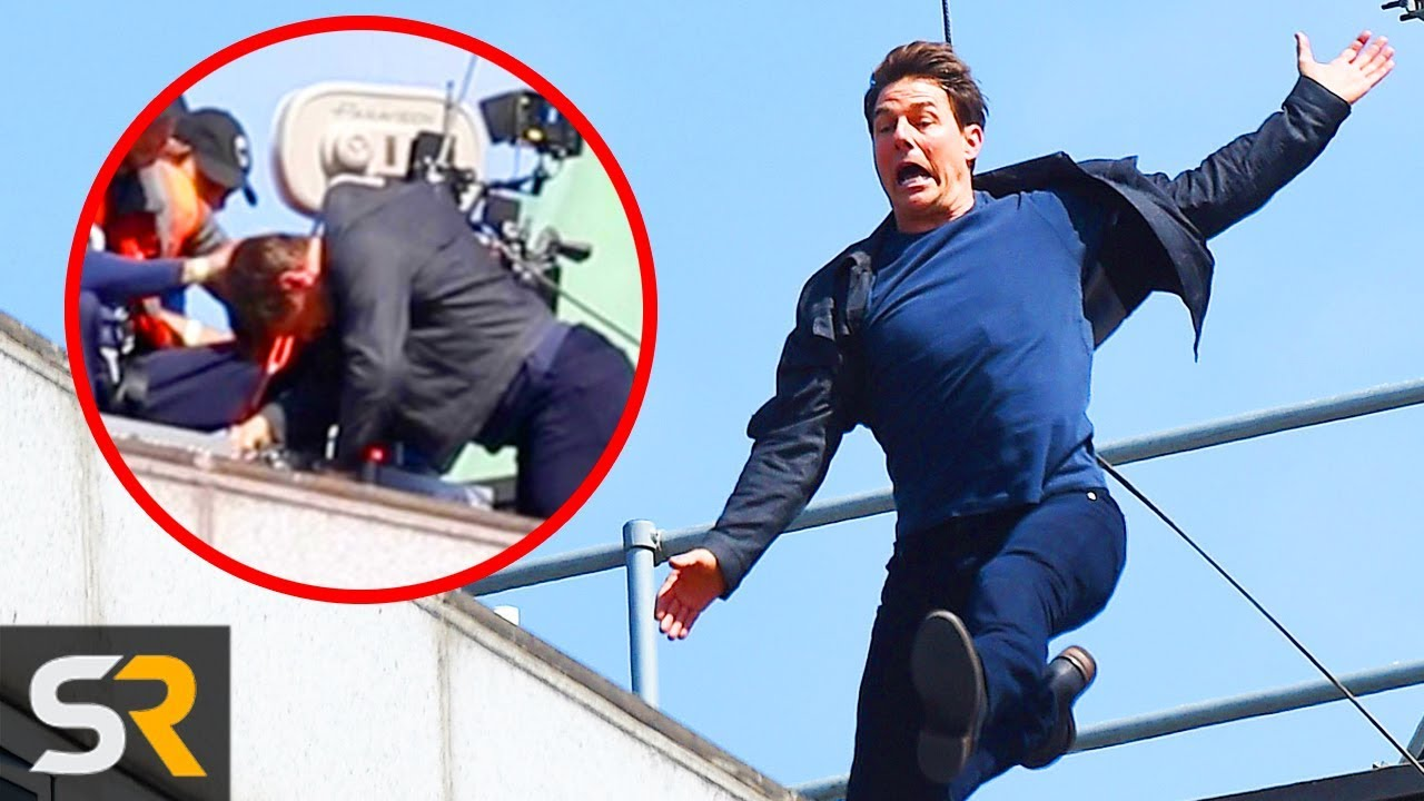 Watch Tom Cruise's Insane Stunt Work in New Mission: Impossible – Fallout' Trailer