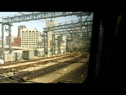 Amtrak Northeast Regional ride from New York To Boston (FULL)