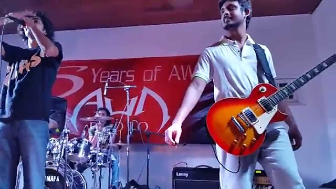 Wagon Park Live at 5 Years of AWN - YouTube