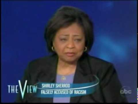 The View -  Interview with Shirley Sherrod pt2