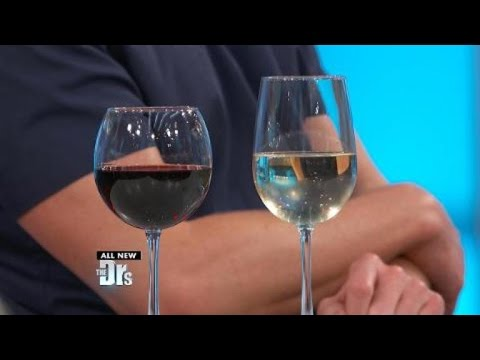 Drs. Rx: Red or White Wine: Which One Increases Your Risk for Skin Cancer?