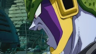 Dragon Ball FighterZ CELL HYPE SCREAM EVO 2018 Compilation Video