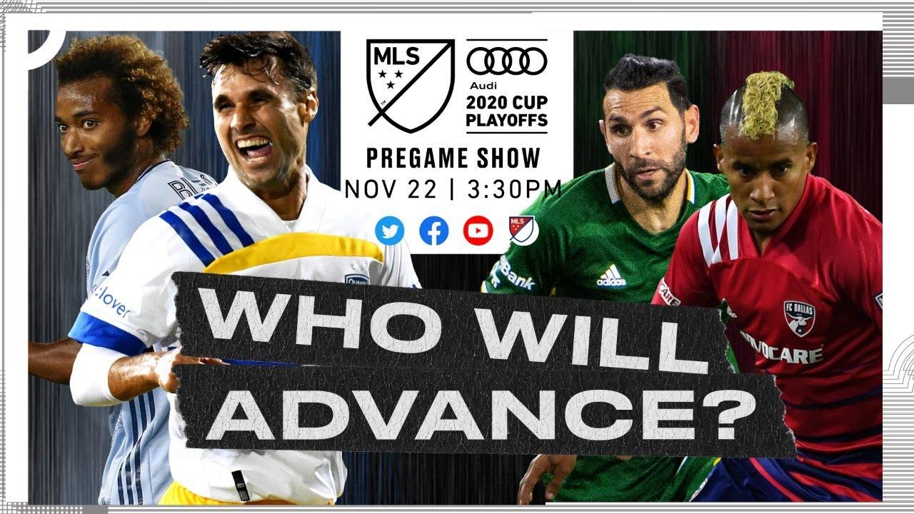 Western Conference Showdown! | Audi 2020 MLS Cup Playoffs Pregame Show