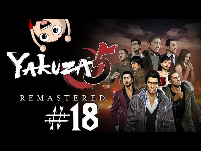 Yakuza 5   Part 18   Finding A Safe Place   Two Crazy Gamers