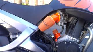 intake on my buell blast
