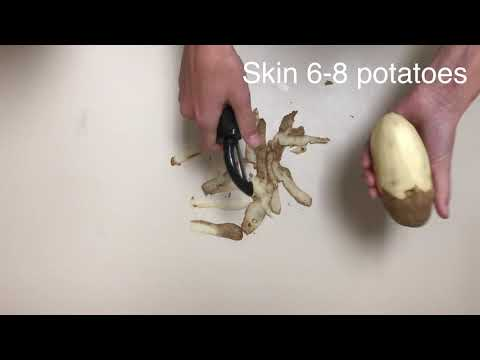 Momma's Mashed Potatoes