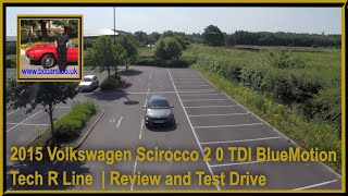Volkswagen Scirocco 2015 Videos