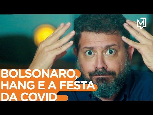 Bolsonaros, Hangs e a festa da Covid I Ponto de Partida