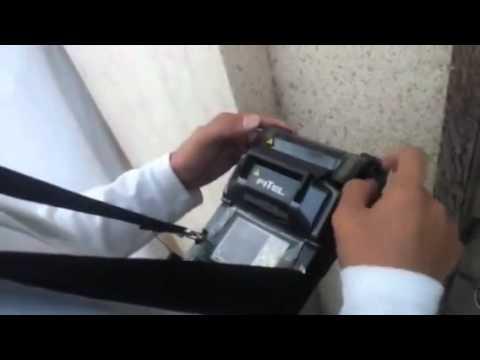 Farson Video on FTTH, Riyadh, KSA     Premier Technology contractor of STC in RIYADH