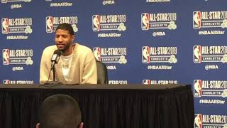 Thunder - Paul George at NBA All-Star Game