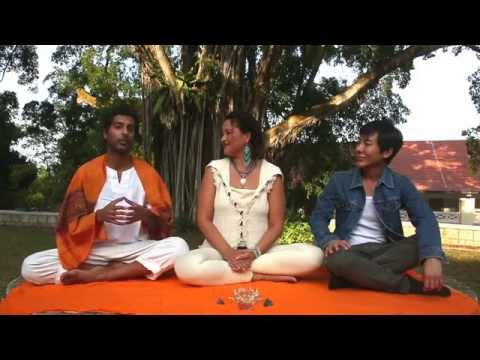 Getting to Know Veteran Lightworkers Amma Sophia Rose and Shamir Chahatma