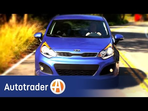 2013 Kia Rio Hatchback 5 Reasons to Buy AutoTrader