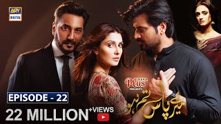 Meray Paas Tum Ho 2nd Last Episode [Subtitle Eng] Presented by Zeera Plus - ARY Digital 11 Jan 2020