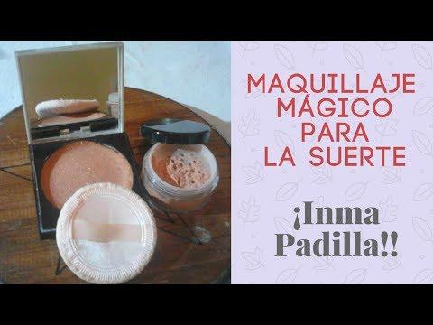 COMO HACER MAQUILLAJE MÁGICO PARA LA SUERTE ~ Inma Padilla