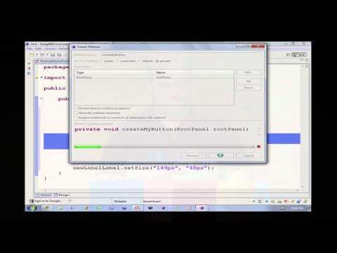 Google I/O 2011: GWT + UI Designer: Enterprise Web UIs Made Easy!