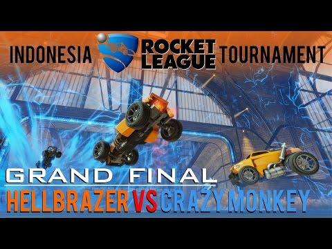 Grand Final - Indonesia Rocket League Tournament