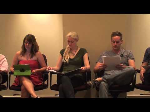 MINSAE THE DARK KINGDOM 1st SCENE Reading by Jennifer Sparkman