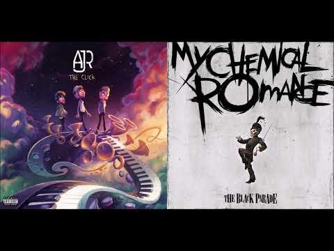 Turning Out Disenchanted - AJR vs My Chemical Romance (Mashup)