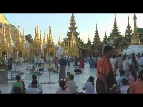 Globetrekker - Myanmar - Yangon, Shwedagon Pagode