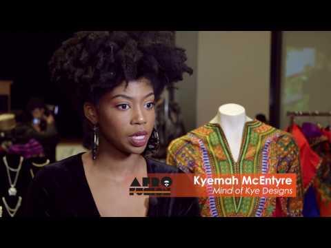 Kyemah McEntyre debuts design collection at Harlem Fashion Week