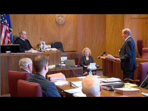 MN Legislature vs. Gov. Mark Dayton In Court - Full Hearing