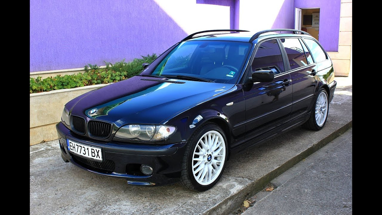bmw 320d e46 150hp 2004 m pack touring youtube. Black Bedroom Furniture Sets. Home Design Ideas