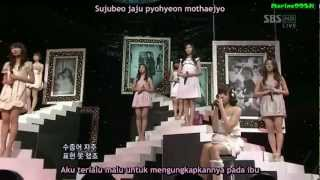 SNSD - Dear Mom (indo sub)