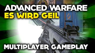 Advanced Warfare - ES WIRD KRASS - Multiplayer Gameplay (Deutsch/German)