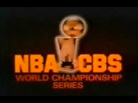 NBA On CBS 1980 Theme Remix