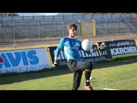 ALLENAMENTO PORTIERI - CAMP 2017 - DAY 1 - AREZZO