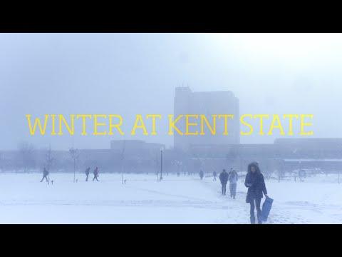 Winter At Kent State 2016