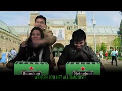 Karaoke Fun at Heineken Experience in Amsterdam