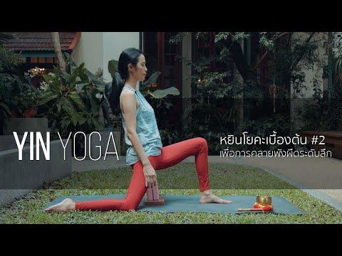 หยินโยคะเบื้องต้น | Session 2 | Yoga Room