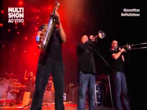 Jason Mraz - 3 Things (Live Circuito Banco do Brasil 2013)
