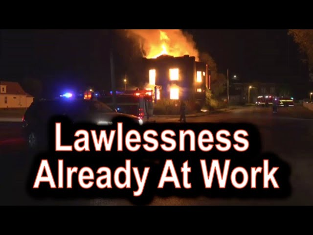 Lawlessness Already At Work, 2 Thessalonians 2:4-12 – June 21st, 2020