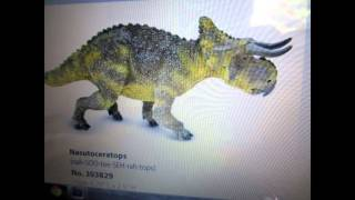 The Dinosaur and other Prehistoric Animal Figure Files 01 XMAS APPROACHING