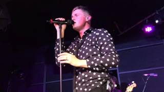 Tom Chaplin - Hardened Heart - Tunbridge Wells 17.12.15