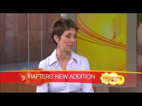 Merridy Eastman Interview on The Morning Show (Channel 7)
