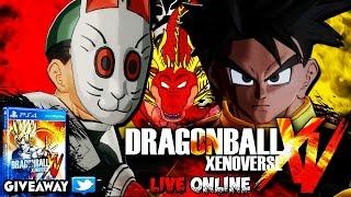 Dragon Ball Xenoverse | Multi Lobby Adventure FT. zZToastie LIVE Online